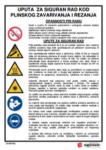 Picture for category USR - Upute za rad na siguran način