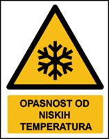 Slika W010 - OPASNOST OD NISKIH TEMPERATURA (CS-OP-043)