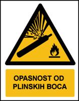 Slika W029 - OPASNOST OD PLINSKIH BOCA (CS-OP-048)