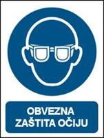 Picture of M004 - OBVEZNA ZAŠTITA OČIJU (CS-OB-002)
