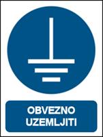 Picture of M005 - OBVEZNO UZEMLJITI (CS-OB-105)