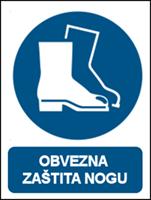 Picture of M008 - OBVEZNA ZAŠTITA NOGU (CS-OB-007)