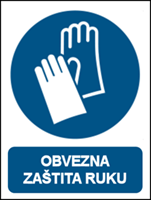 Picture of M009 - OBVEZNA ZAŠTITA RUKU (CS-OB-006)