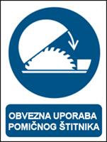 Picture of M031 - OBVEZNA UPORABA POMIČNOG ŠTITNIKA (CS-OB-023)
