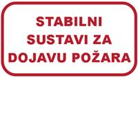 Slika Ispitivanje stabilnih sustava za zaštitu od požara