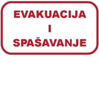 Slika Osposobljavanje za provođenje evakuacije i spašavanje