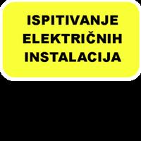 Picture of Ispitivanje niskonaponske električne instalacije