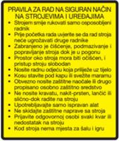 Picture of CS-USR-004 - OPĆE UPUTE ZA RAD NA SIGURAN NAČIN