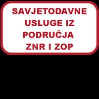 Picture of Savjetodavne usluge iz područja ZNR i ZOP