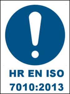 Picture for category Znakovi obveze prema HRN EN ISO 7010:2013