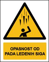 Slika W039 - OPASNOST OD PADA LEDENIH SIGA (CS-OP-139)