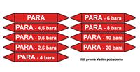 Slika CS-CJEVOVODI GRUPA 2 - PARA